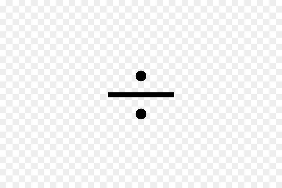 Division Symbol clipart.