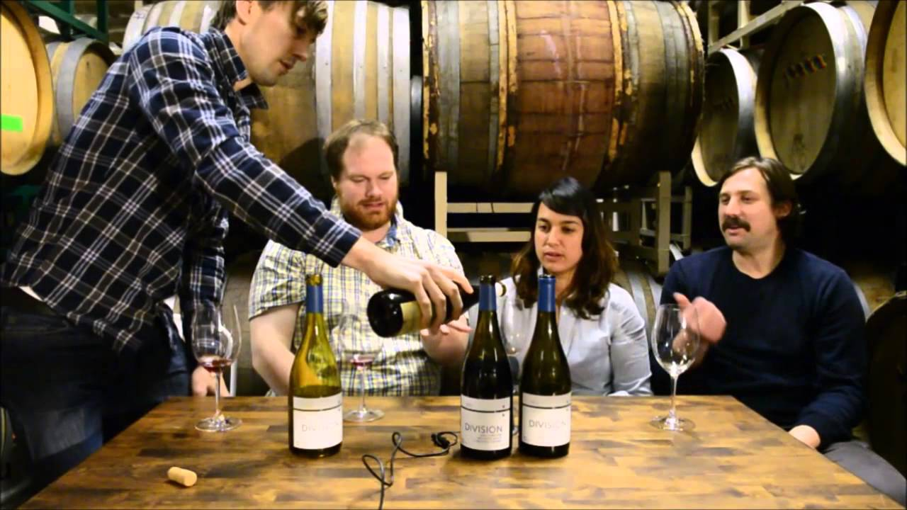 Wine Is Serious Business 252: Tasting Division Wine Company Wine.
