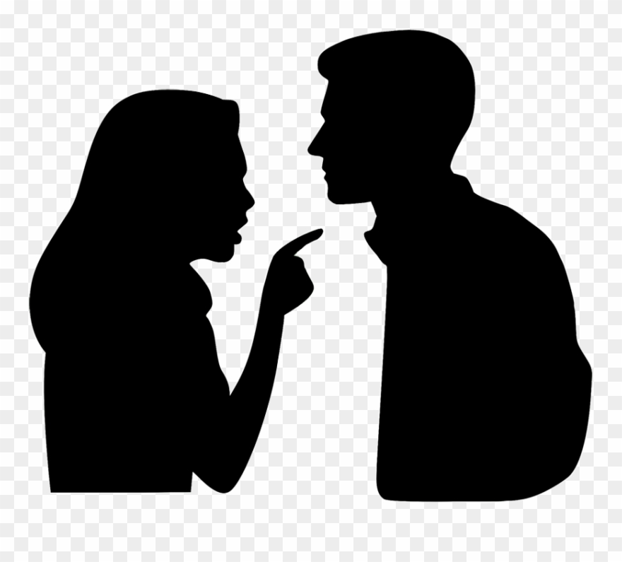 Argument Divorce Enabling Family.