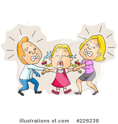 Divorce Clipart #226238.