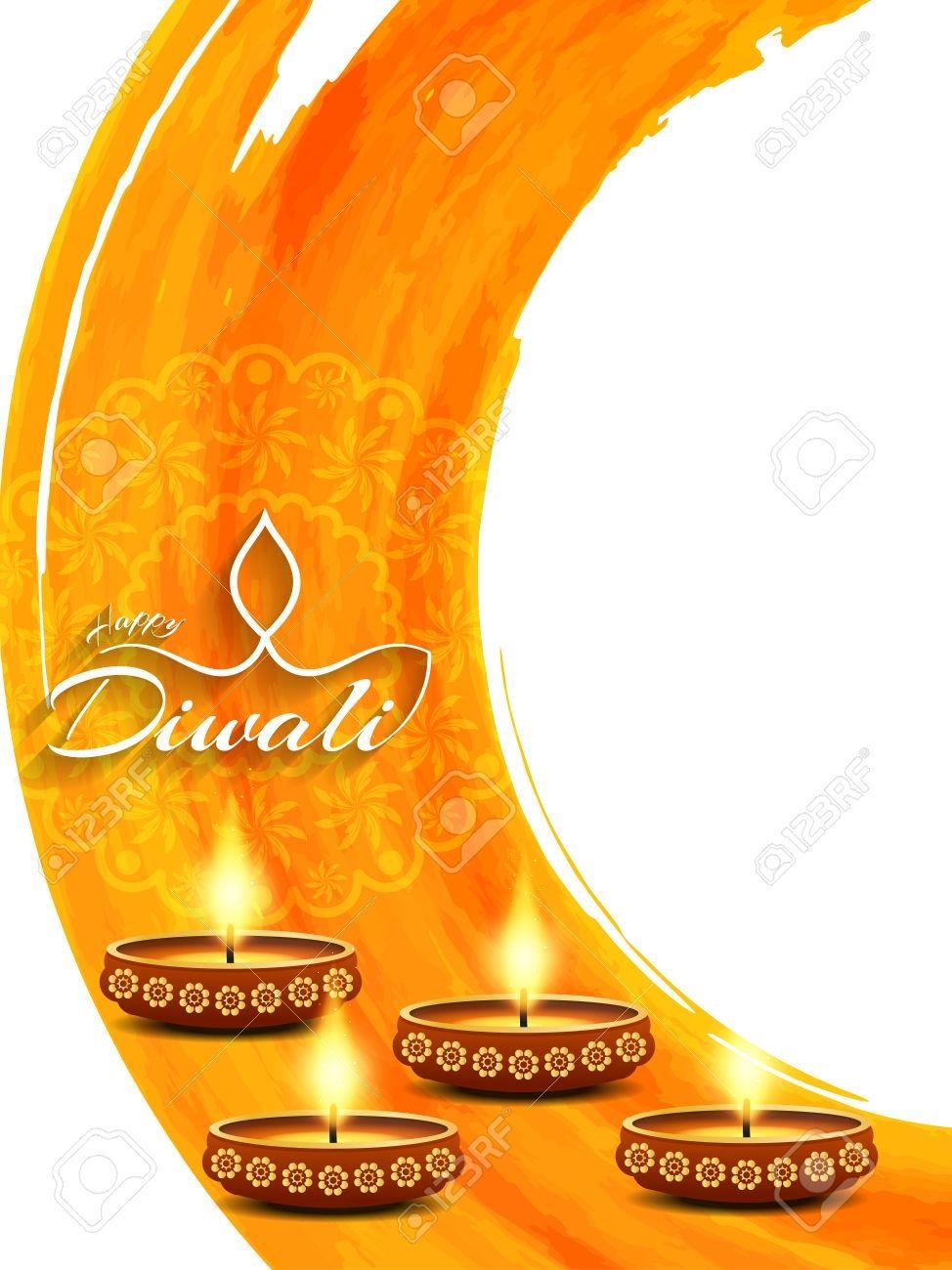 New diwali background designs vector free download.