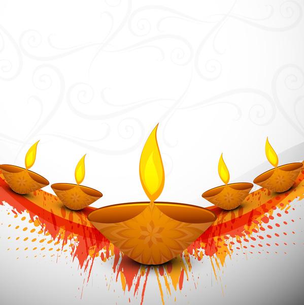 Diwali Background Clipart.