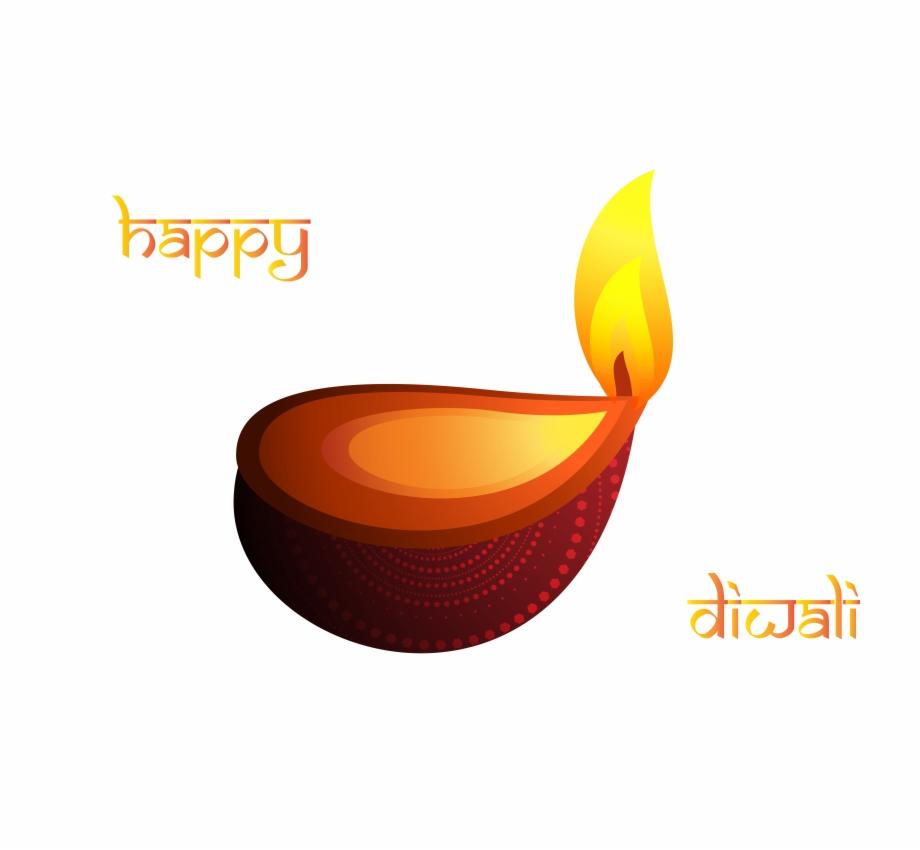 Happy Diwali Png Clipart Decoration.