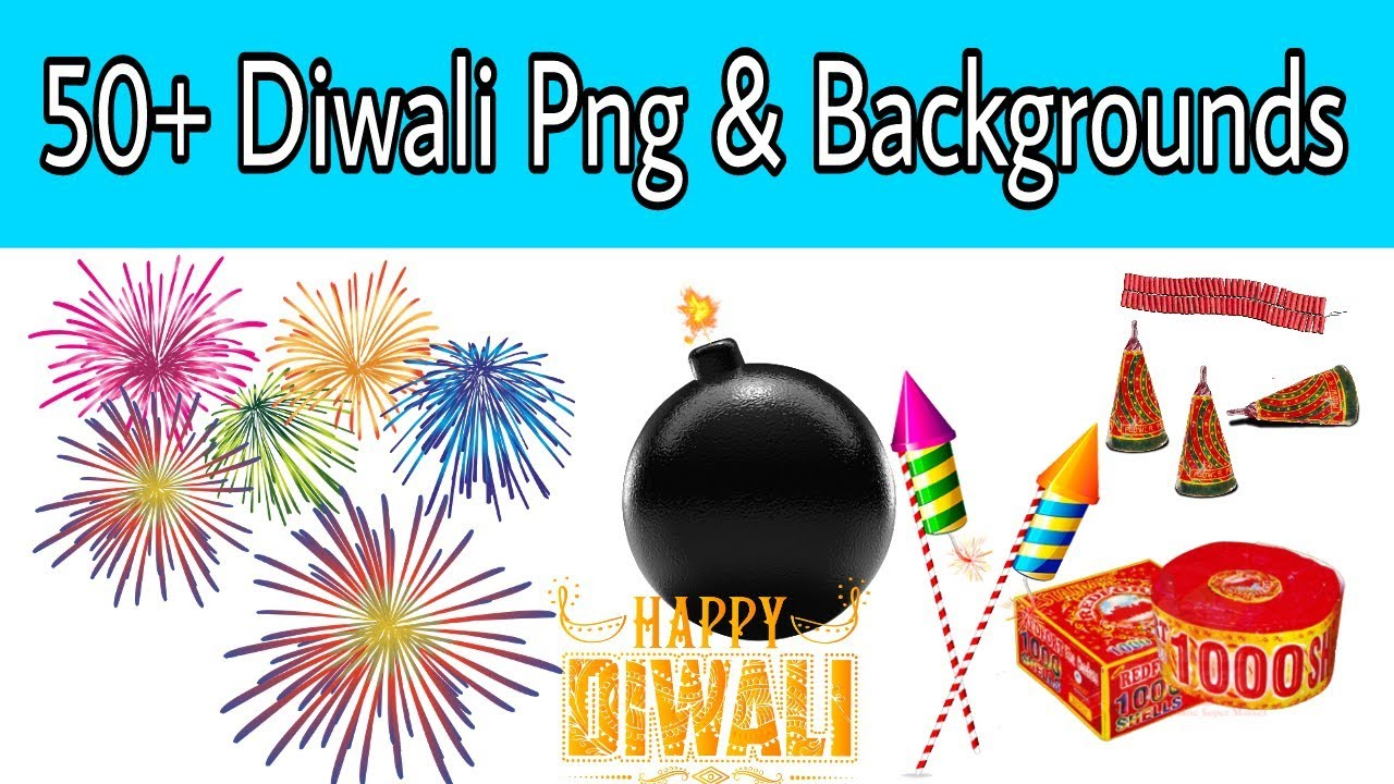 New 50+ Diwali Png & Backgrounds Download By DK Tips And Tricks.