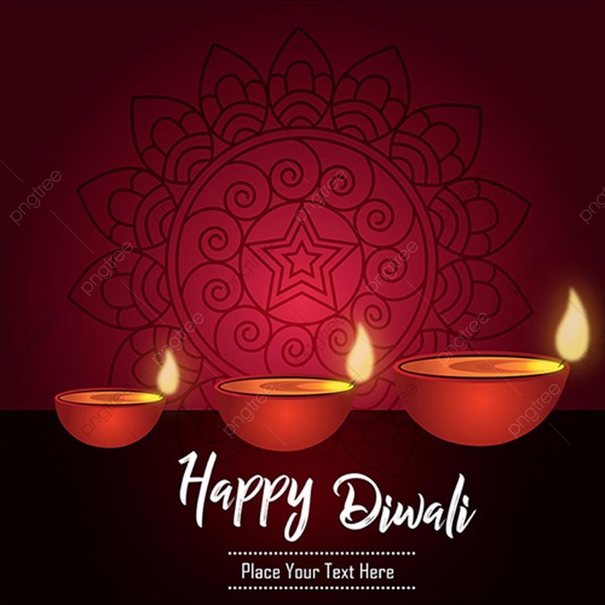 Vector Diwali Background, Diwali Vector, Diwali, Oil Lamp PNG and.
