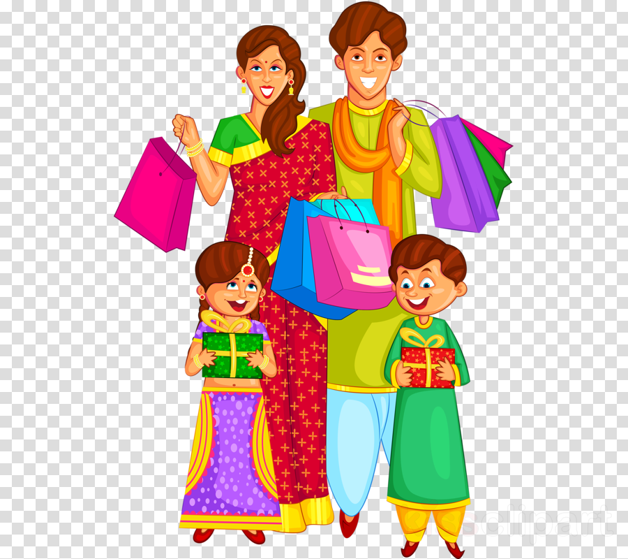 Diwali Diya Drawing clipart.