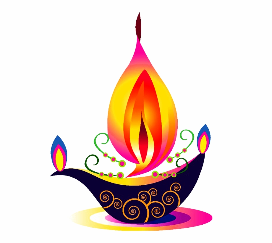 Happy Diwali Clipart.