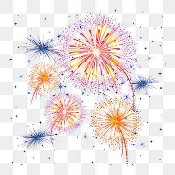 Fireworks in 2019.