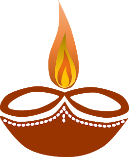 Diwali Diya Free Clipart.