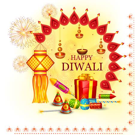2,359 Diwali Crackers Cliparts, Stock Vector And Royalty Free Diwali.