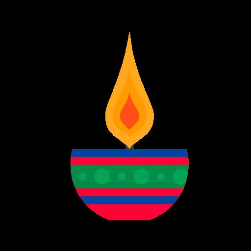 Diya, Lamp, Diwali, Decoration, Festival, Indian, Celebration Icon.