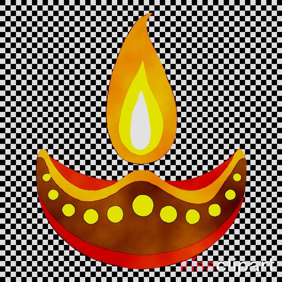 Diwali Flame clipart.
