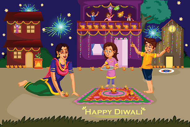 Diwali festival clipart 3 » Clipart Station.