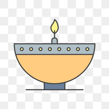 Diwali Lamp Png, Vector, PSD, and Clipart With Transparent.