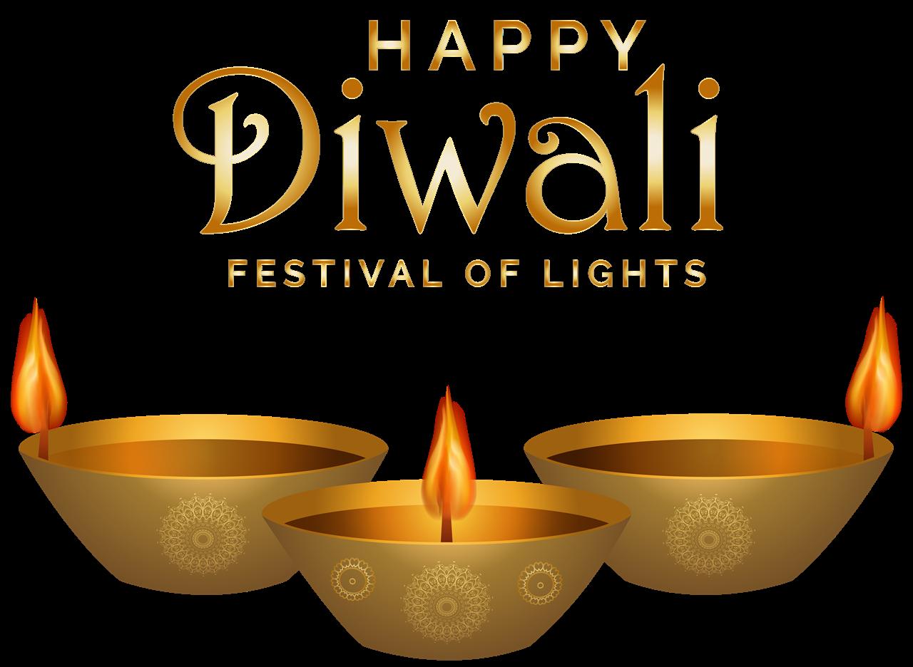 Diwali Diya PNG Free Image.