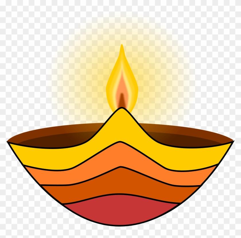 Diwali Oil Lamp Clipart 3 By Julie.