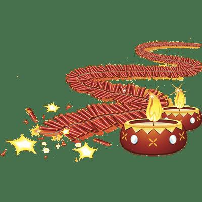 Diwali transparent PNG images.