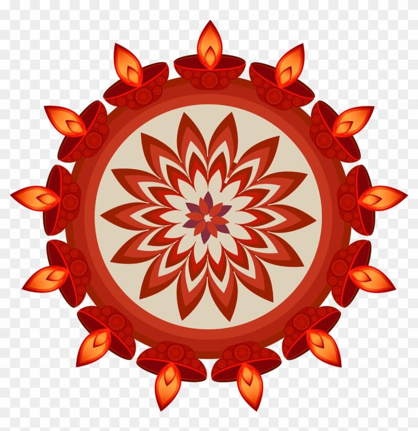 Diwali Oil Lamp , Png Download, Transparent Png.