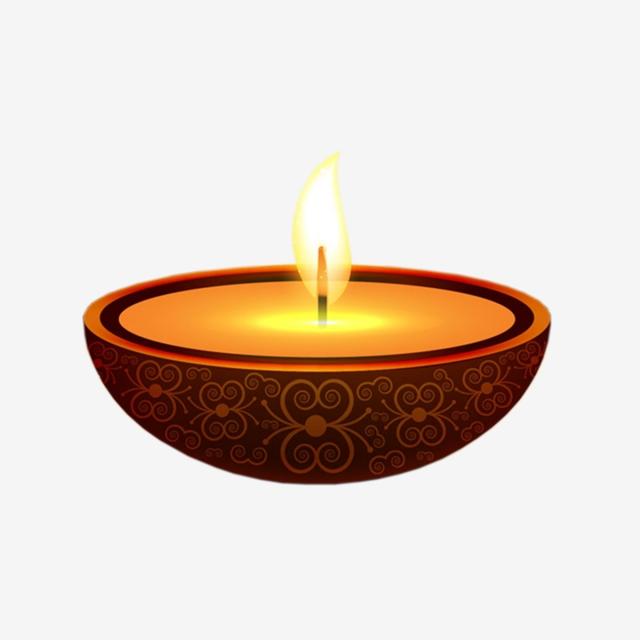 Candles Of Diwali, Diwali Festival, Candles, Lights PNG Transparent.