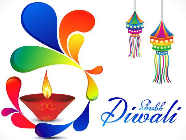 Happy Diwali PNG Image File.