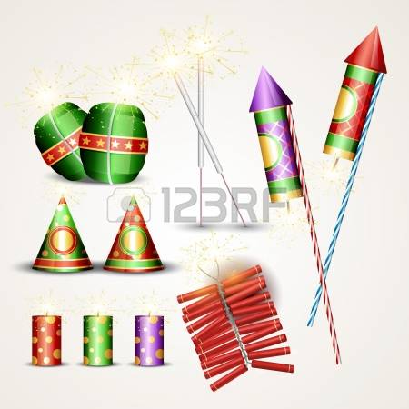 6,473 Firework Rocket Stock Vector Illustration And Royalty Free.