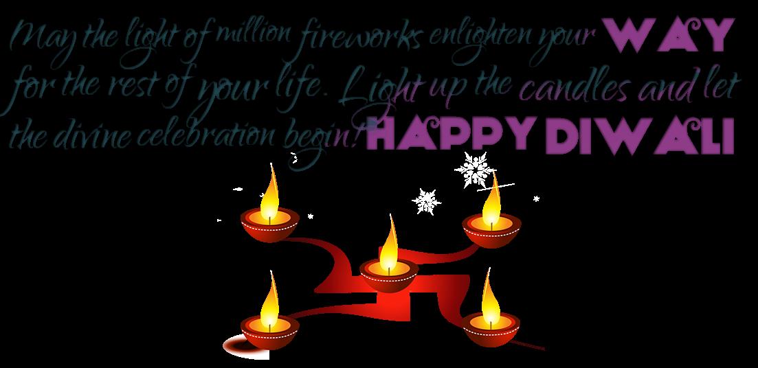 Diwali Messages PNG Images Transparent Free Download.