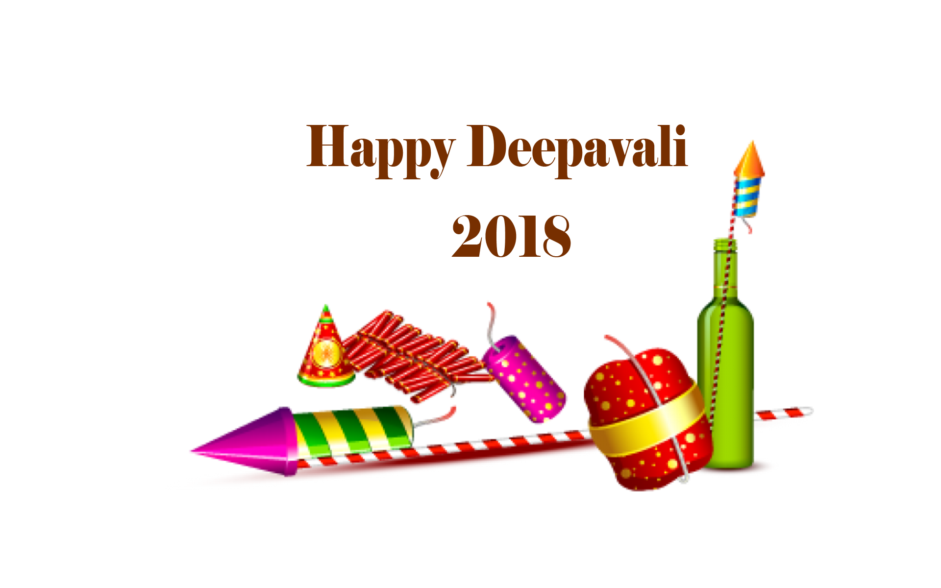 Diwali Wishes PNG Background.