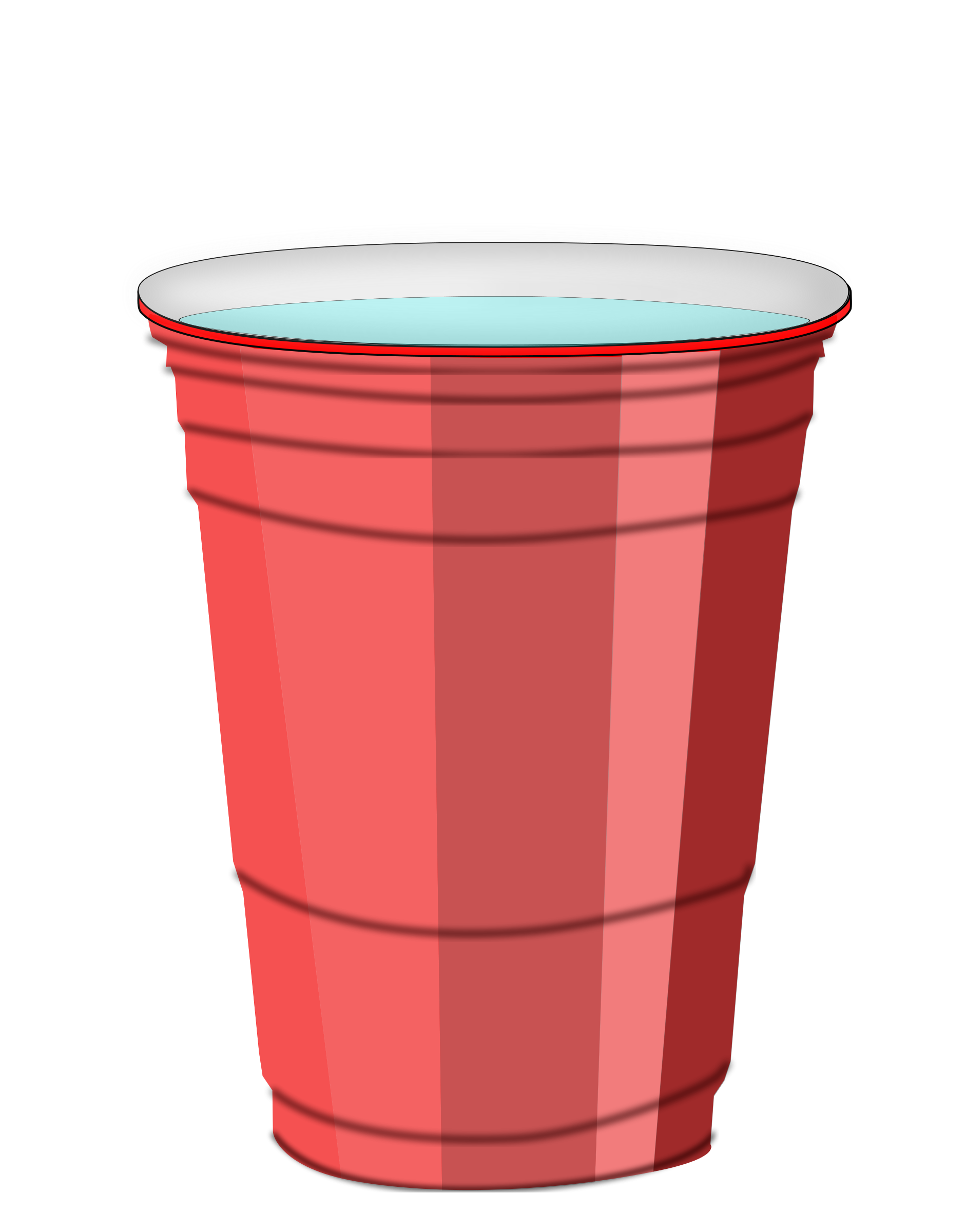 Cups clipart plastics, Cups plastics Transparent FREE for.