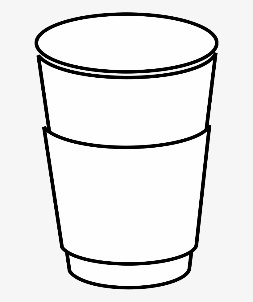 Coffee Clipart Silhouette Png.