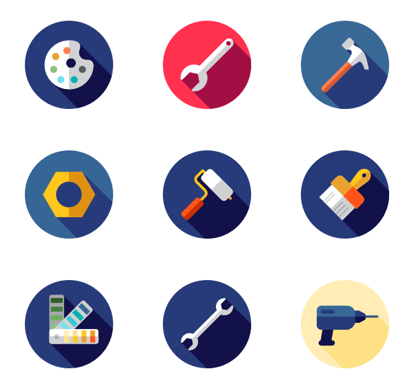 DIY Icons.