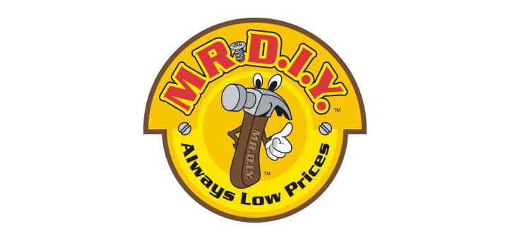 MR DIY vector Logo.