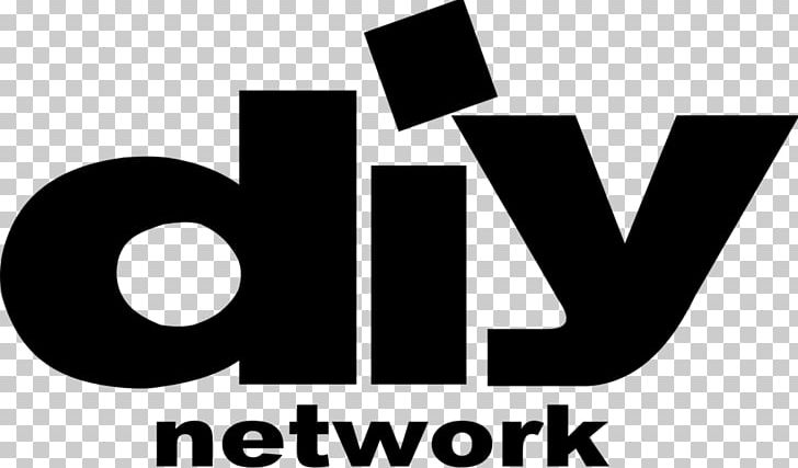 DIY Network Television Channel Food Network Logo PNG, Clipart, Black.