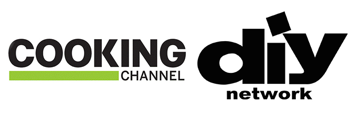 Cooking Channel and DIY Network now available on the Roku.