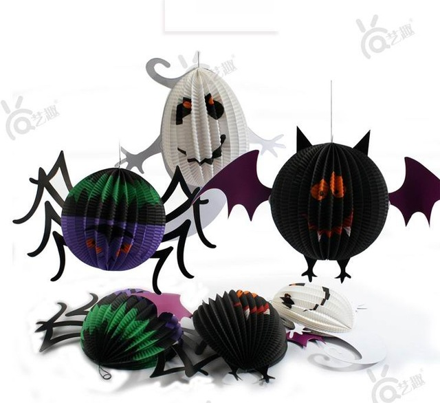 Aliexpress.com : Buy 3 PCs Halloween color paper DIY handmade.