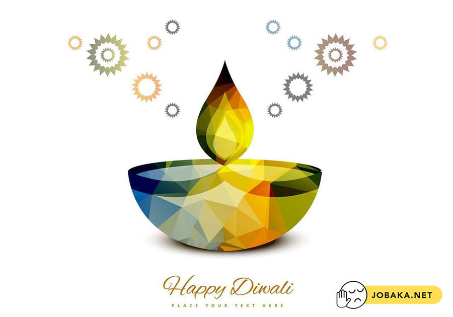 Download diwali greeting clipart Happy Diwali Diya.