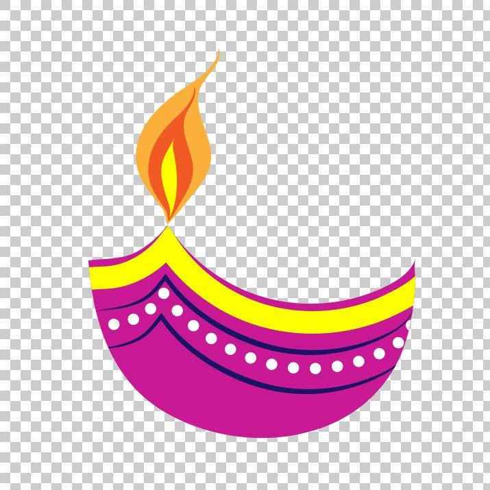 Diwali Diya PNG Image Free Download searchpng.com.