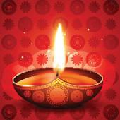 Clipart of diwali festival diya k11133753.