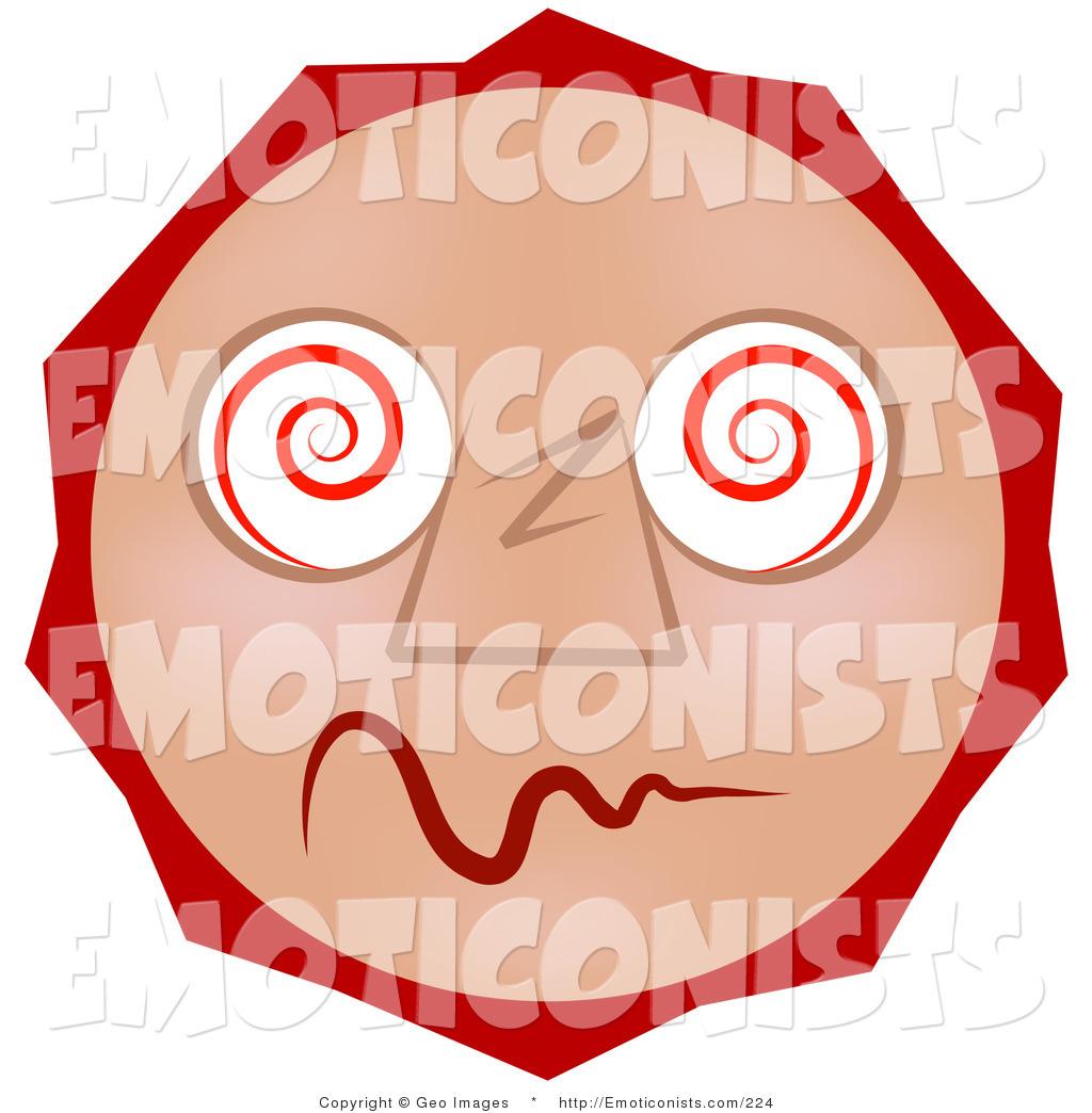 Royalty Free Confused Stock Emoticon Designs.