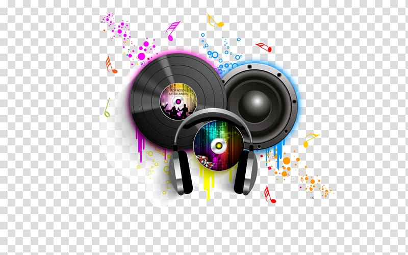 Bésame Music Music Audio, DJ transparent background PNG.