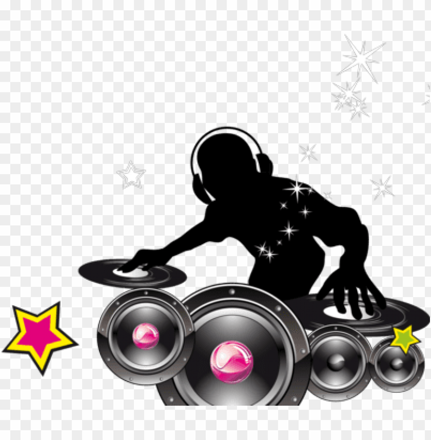 dj png PNG image with transparent background.