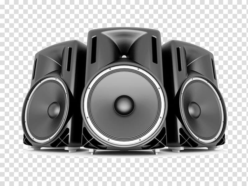 Loudspeaker enclosure Stereophonic sound Amplifier Subwoofer.