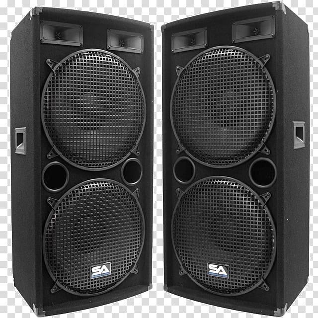 Loudspeaker Audio Public Address Systems Disc jockey Woofer, Dj.