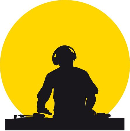 58,367 Dj Cliparts, Stock Vector And Royalty Free Dj Illustrations.