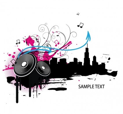 Free download dj clipart.