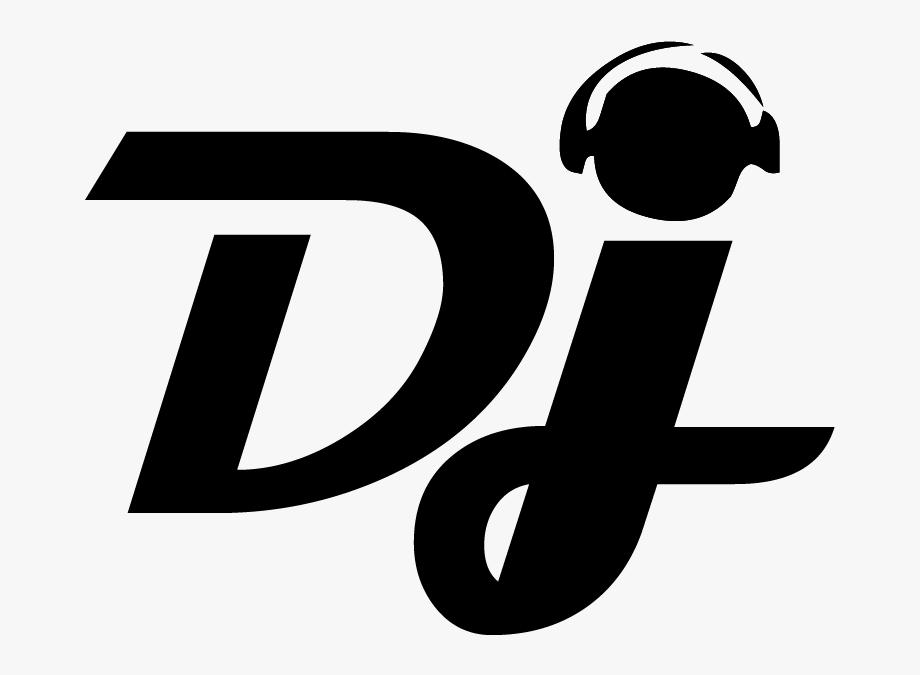 Transparent Dj Logo Png, Cliparts & Cartoons.