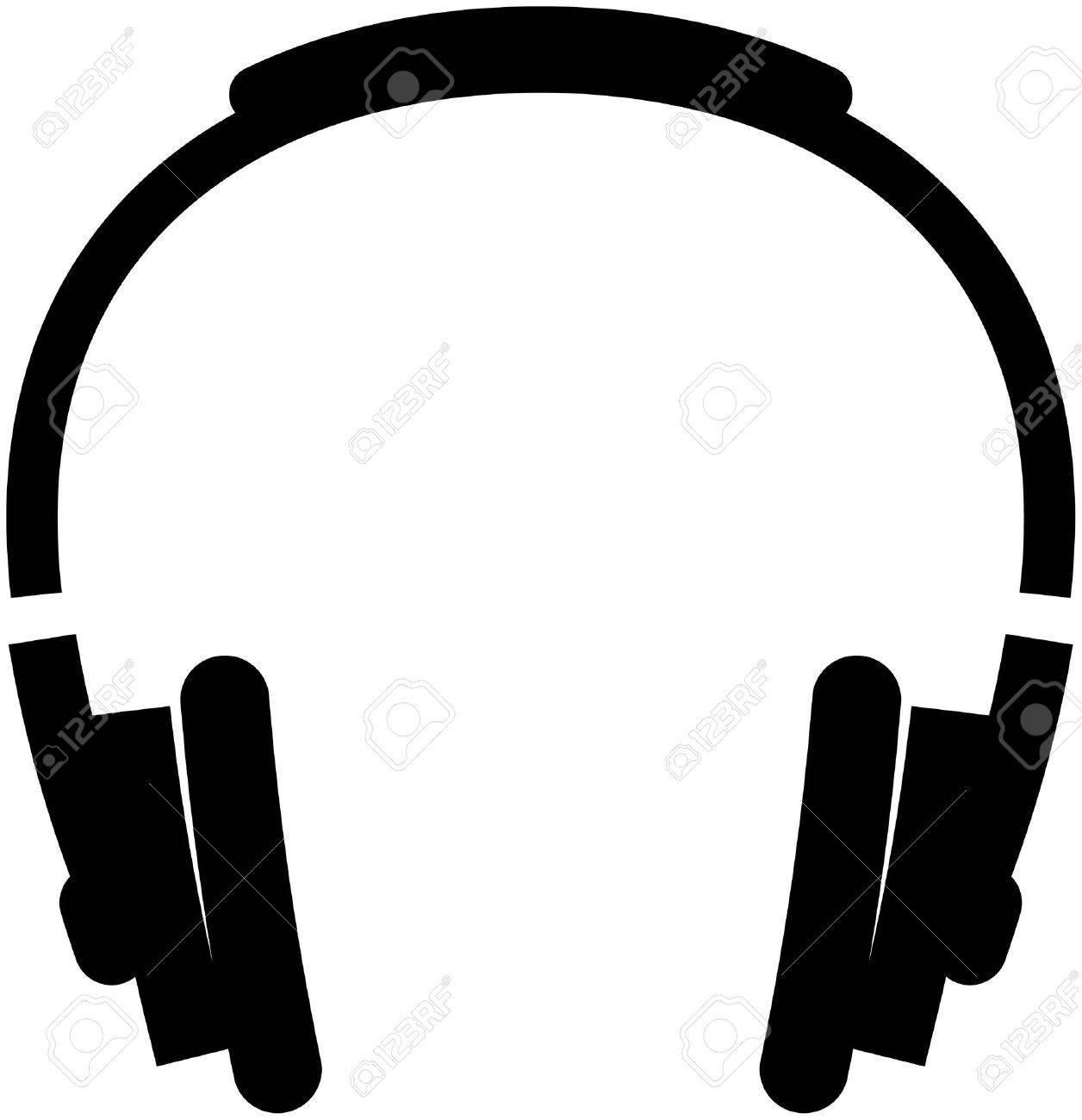 Dj headphones clipart 5 » Clipart Portal.
