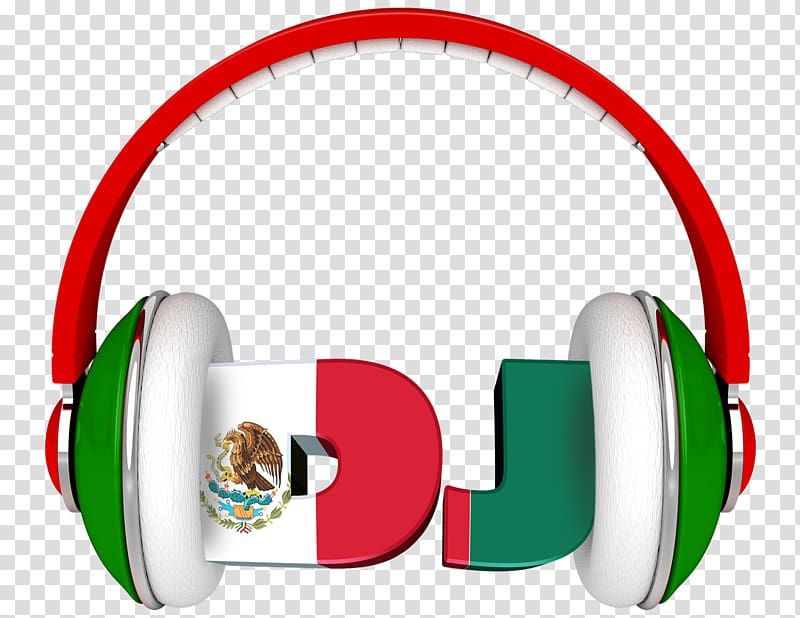Headphones Disc jockey , dj transparent background PNG clipart.