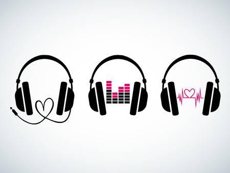 14,987 Dj Headphones Stock Vector Illustration And Royalty Free Dj.