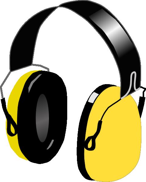 Dj headphones clipart #14