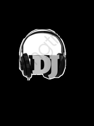 Dj Headsets, Dj Clipart, Headset, Big Headphones PNG Transparent.